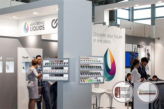 德国电子烟展,德国法兰克福展台设计搭建
