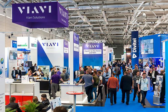 德国展览设计,德国展位搭建,anga com展台设计