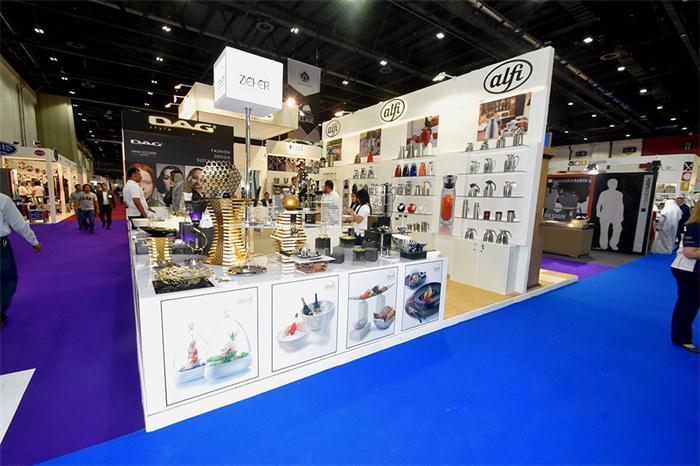 励展展览承接 迪拜展会设计, 德国展位搭建, 法国展台设计等国外